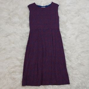 Boden 12L Jersey Knit Midi Sleeveless Dress J0149